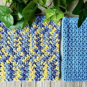 Farmhouse Washcloth Set